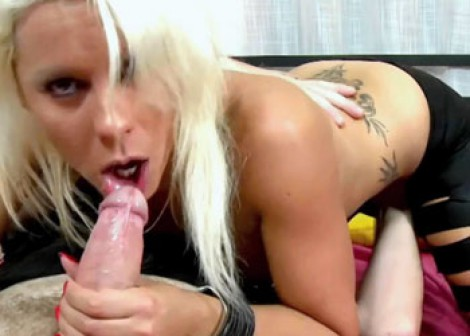 Louana Strip is getting her ass pounded